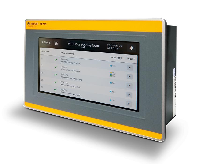 BENDER تجهیزات مدیریت انرژی